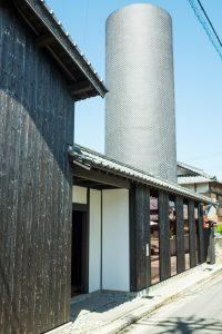 豊島横尾館 円塔