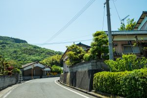 豊島 里山風景
