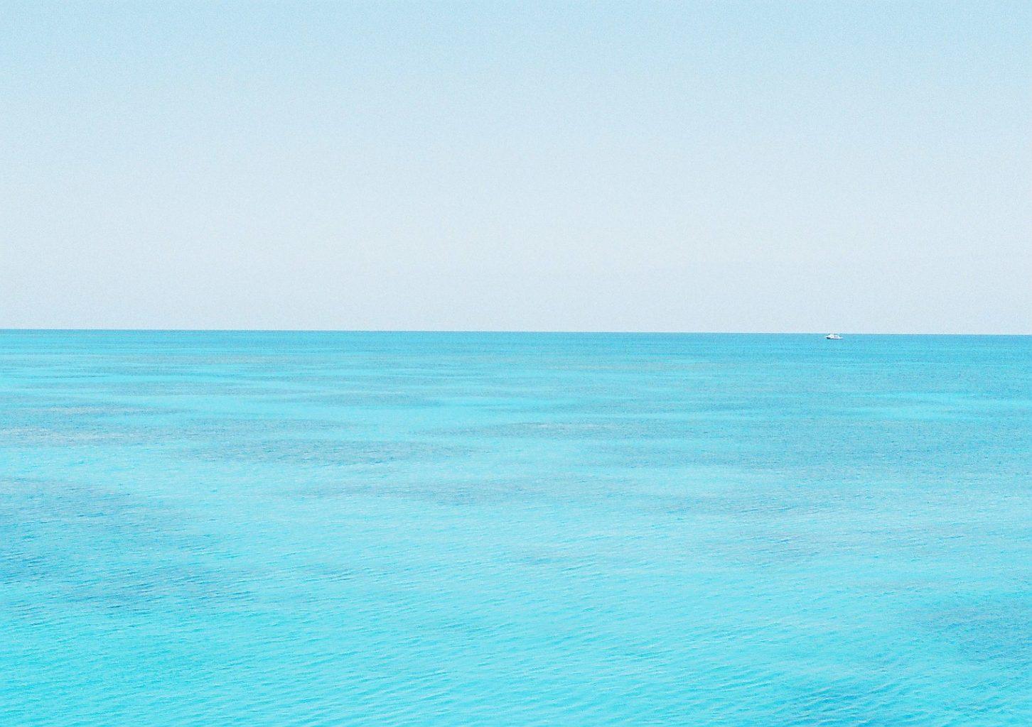 ニシ浜のハテルマブルー