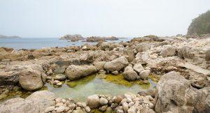 足付温泉 出典:式根島観光協会