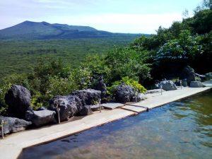 三原山温泉