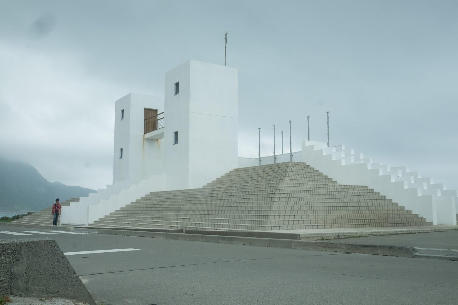 羽伏浦海岸 メインゲート
