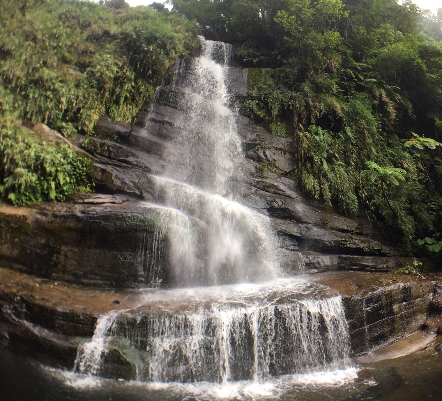 《ナーラの滝②》