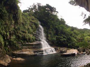 《ナーラの滝①》